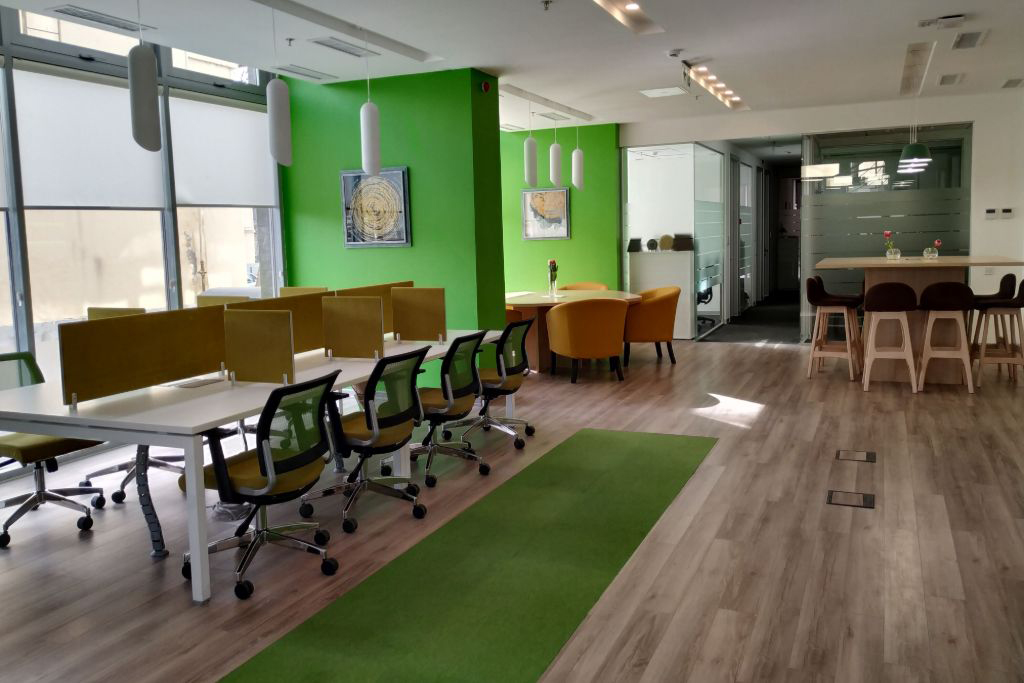 Office Space in Nisor Muhammad Street 5/