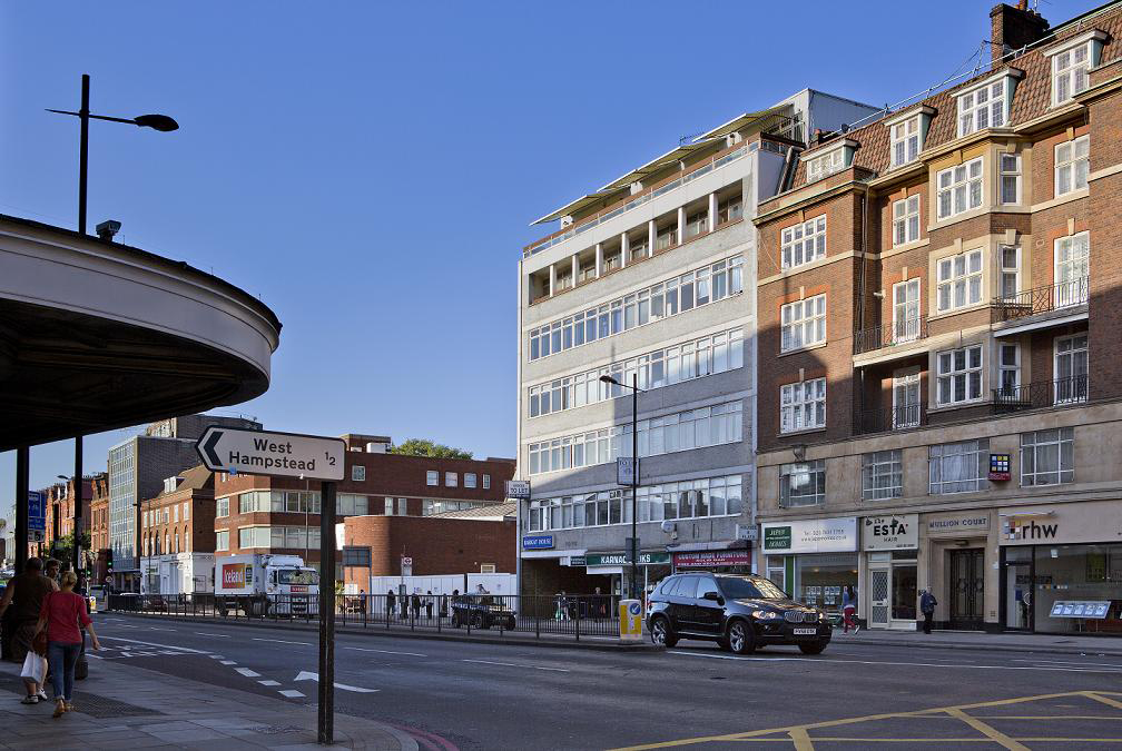 Barkat Hs - Swiss Cottage - NW3, Finchley Rd
