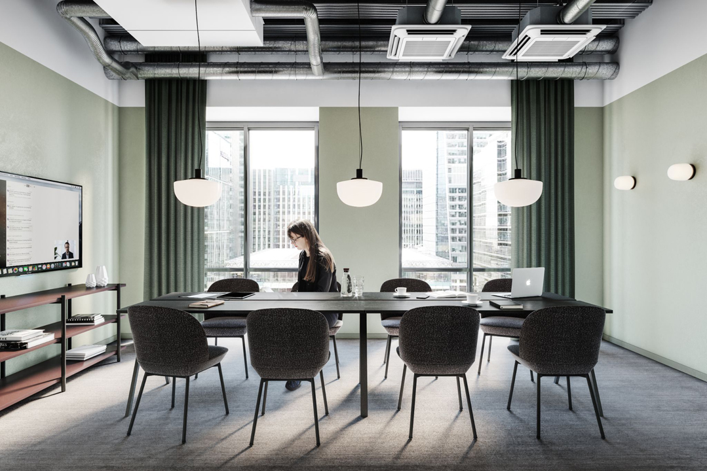 The Office Group (TOG) - 1 Canada Square, E14 - Canary Wharf