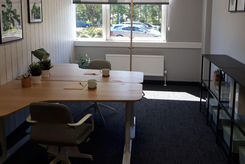 Office Space in Newcastle Business Park