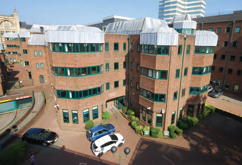 Ethical Property - Hastings House - Fitzalan Place, CF24 - Cardiff