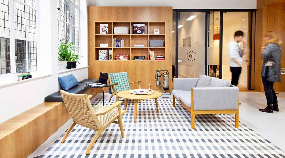 Office Space in Floors 1 - 4 845 Fifteenth Street