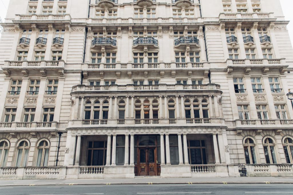 1 Horse Guards Avenue, SW1 – Westminster (GovTech workspace)