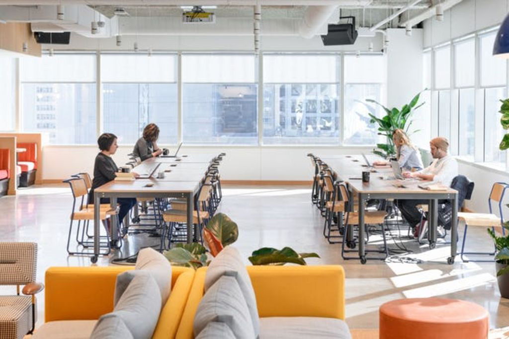 wework - 1150 South Olive Street - Los Angeles - CA(Opening Winter 2019)