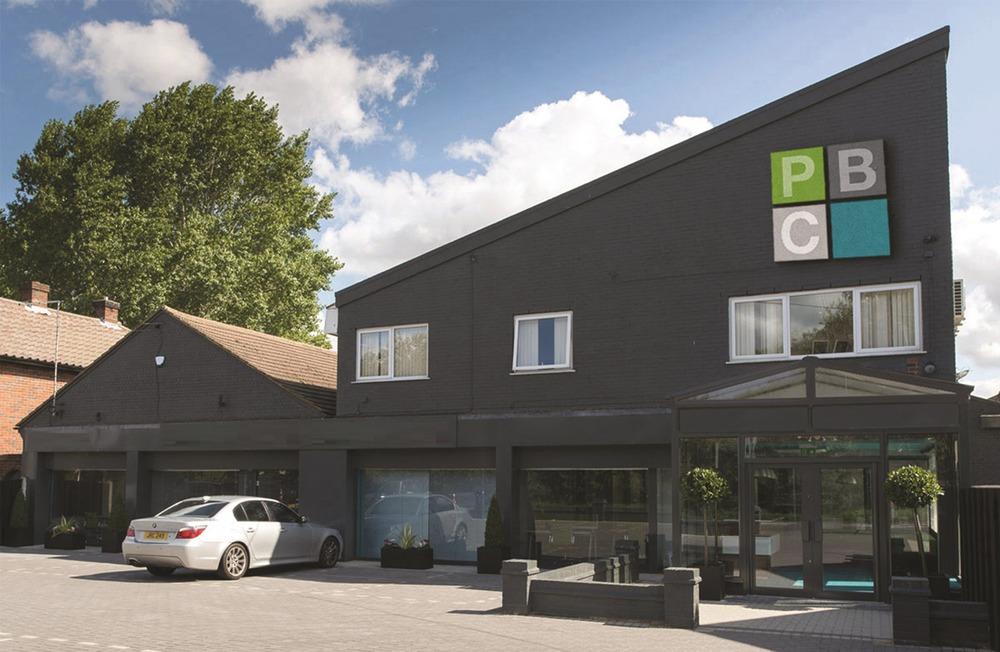 Polhill Business Centre - London Road - Halstead, TN14 - Sevenoaks