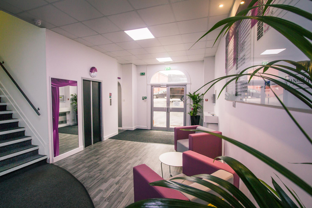 Office Space in The Refinery Oakhurst Avenue Beeston