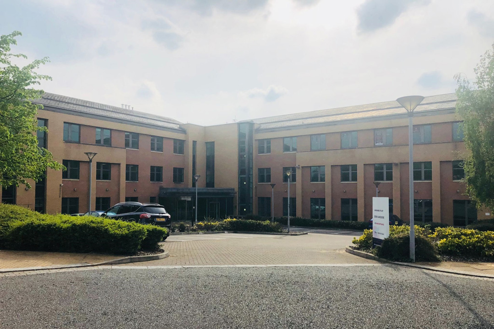 Thrive Office Space - Cheadle Royal Business Park - 5300 Lakeside, SH8 - Cheadle