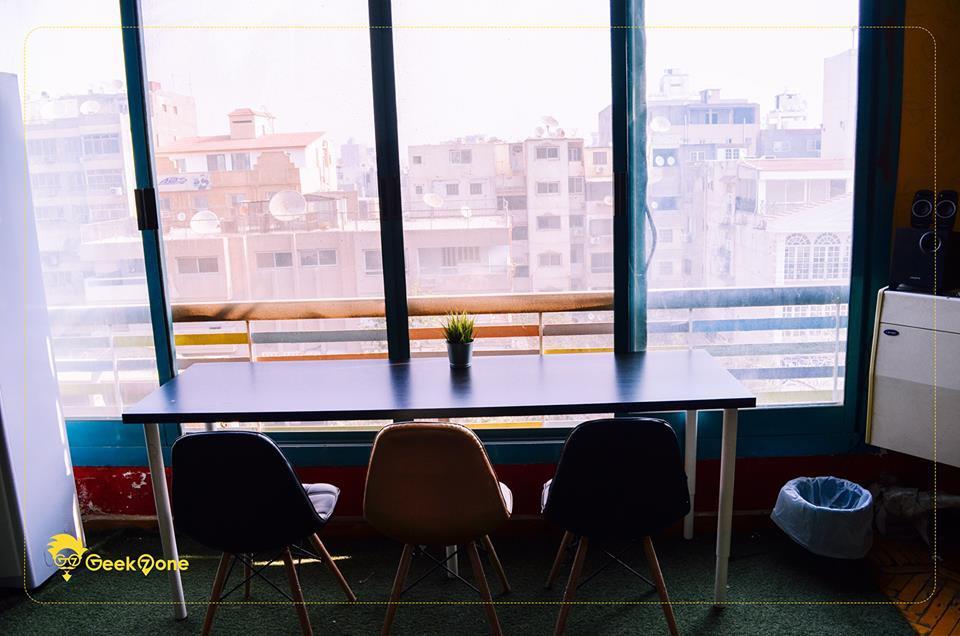 Office Space in Fifth Floor