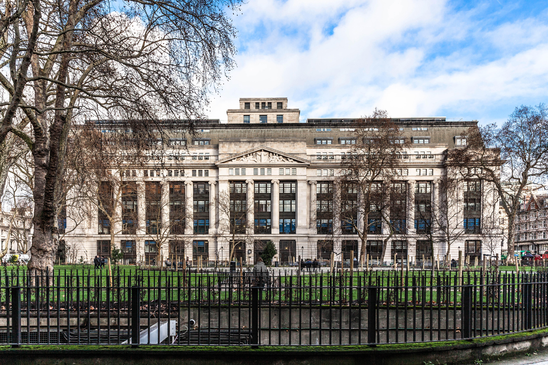 Victoria House - Bloomsbury Square Gardens, WC1 - Holborn (Opens JUL 2020)(Large Leads)