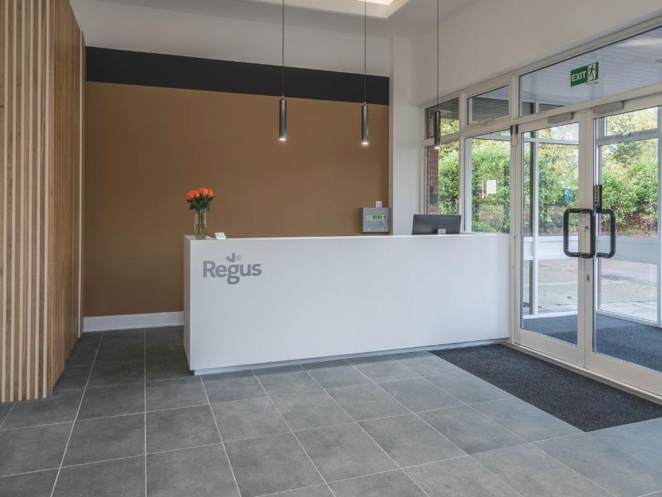 Regus - Ermine Business Park - Lancaster Way, PE29 - Huntingdon