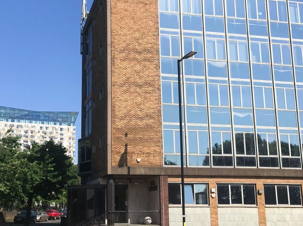 NewFlex Leases Ltd - George Nott House - 119 Holloway Head, B1 - Birmingham