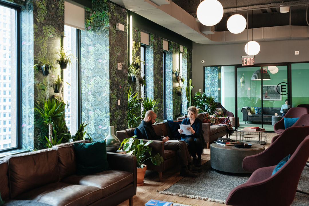 wework - 10-12 Russell Square, WC1 - Bloomsbury