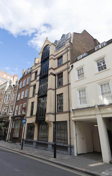 One Avenue Group - 58-60 Petty France, SW1 - Westminster