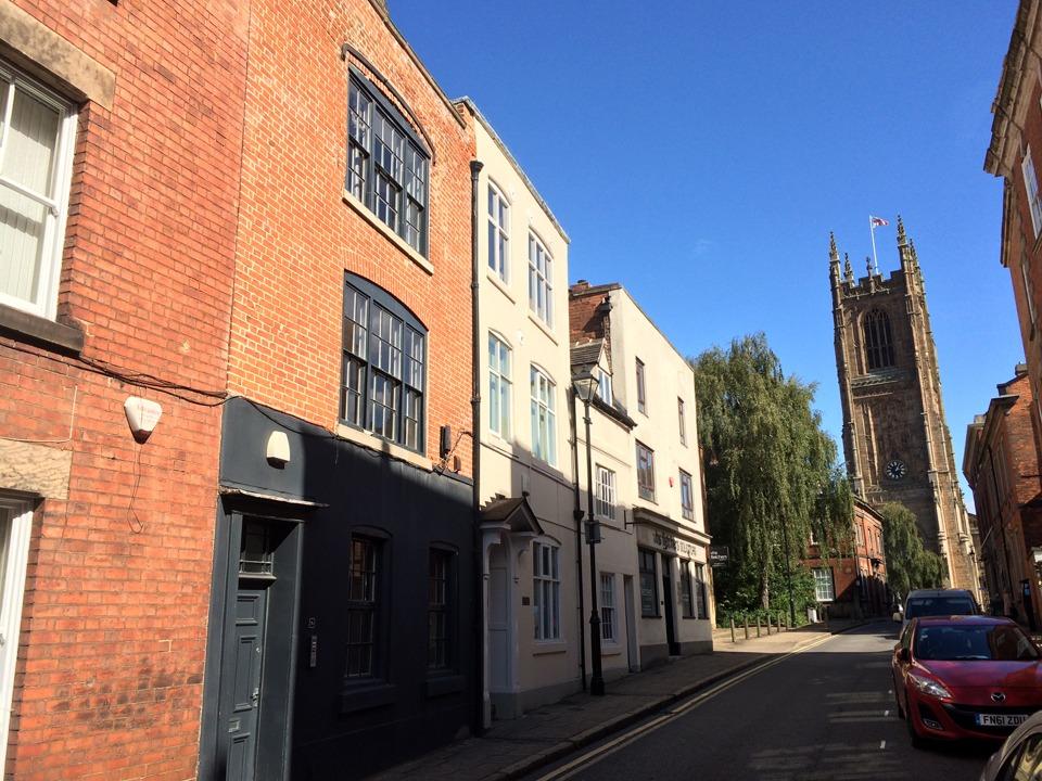 St Marys Gate, DE1 - Derby