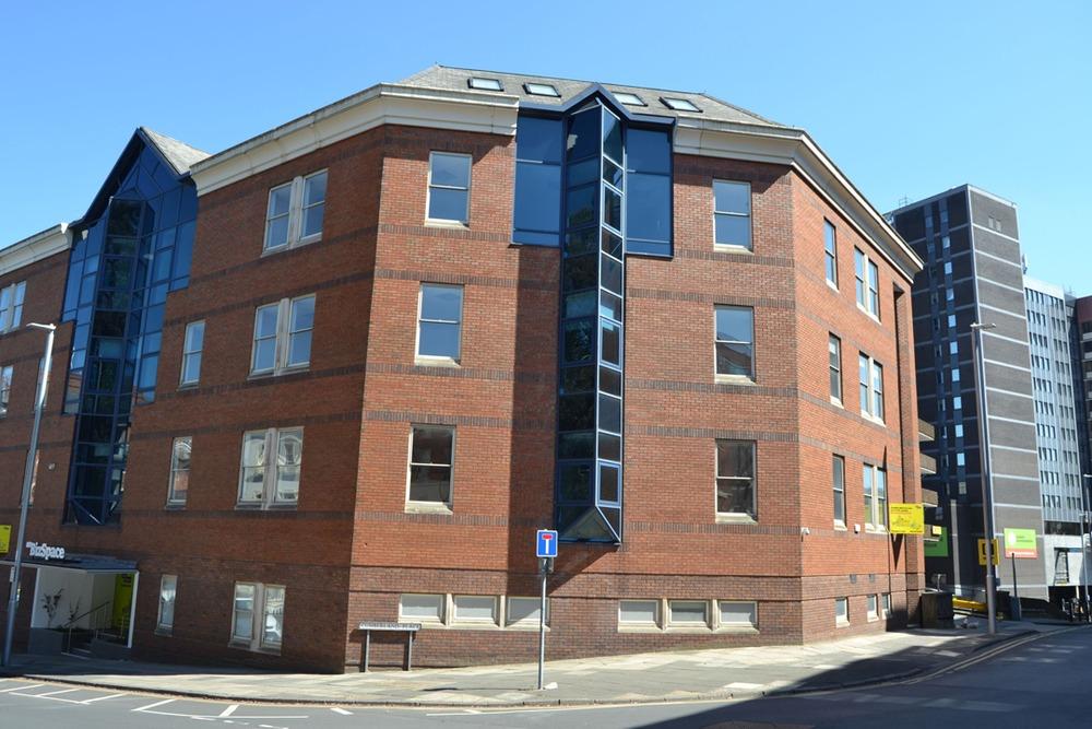 BizSpace - Cumberland House - 35 Park Row, NG1 - Nottingham