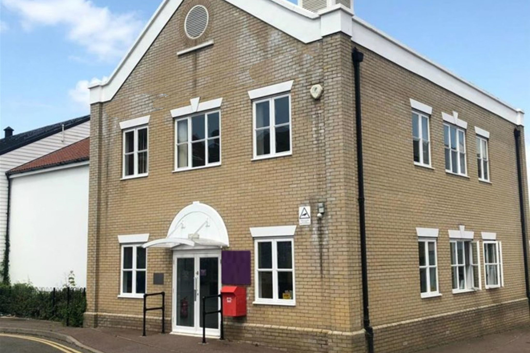 Colchester Business Enterprise Agency - 1 George Williams Way, CO1 - Colchester