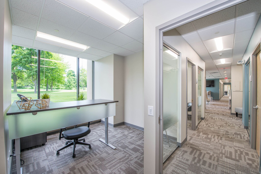 Office Space in #1509 1 Blue Hill Plaza