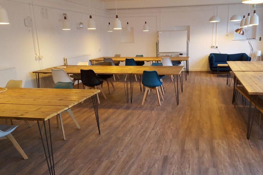 Allia Future Business Centre - 47-51 Norfolk Street, CB1 - Cambridge