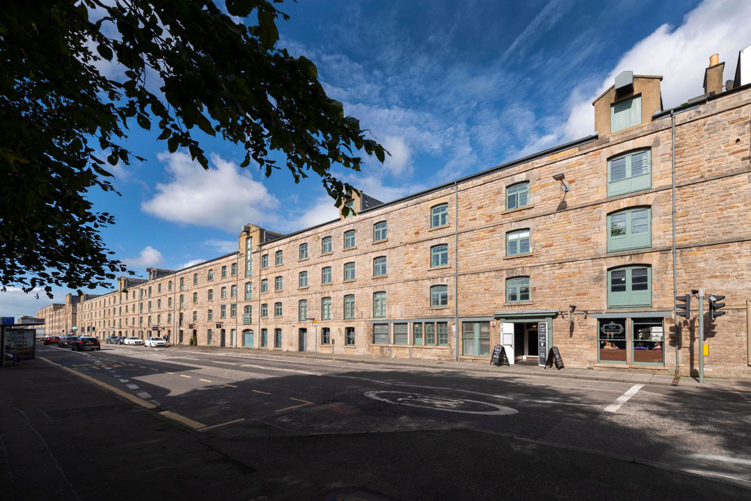 Clockwise Offices - 84 Commercial Street, EH6 - Leith - Edinburgh