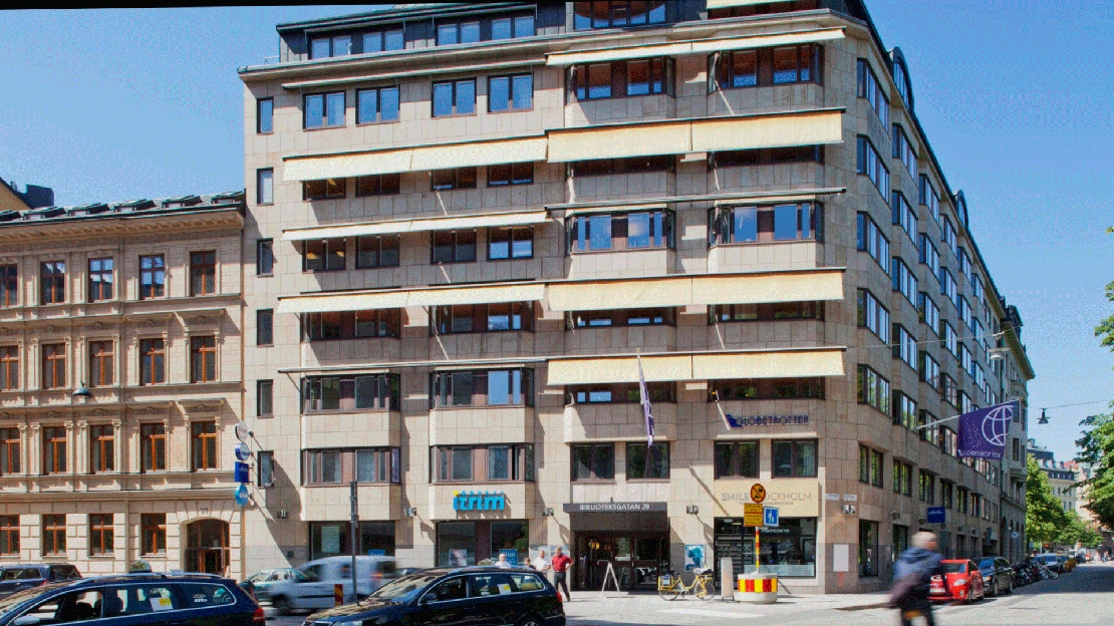 Biblioteksgatan 29 - Stockholm