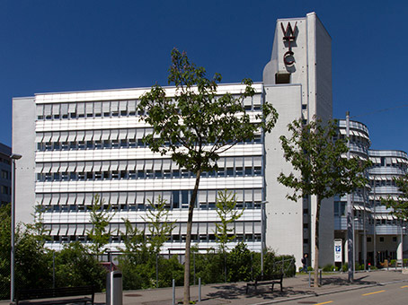 The World Trade Center - Leutschenbachstrasse 95 - Zurich