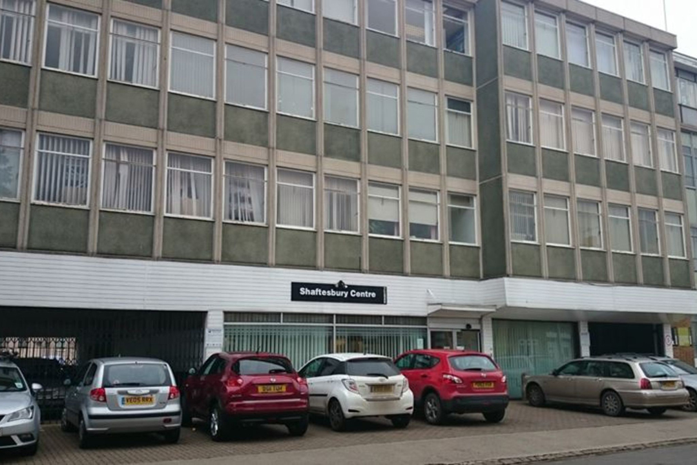 The Shaftesbury Centre - Percy Street, SN2 - Swindon