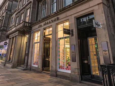 Precise House - 93 George Street, EH2 - Edinburgh