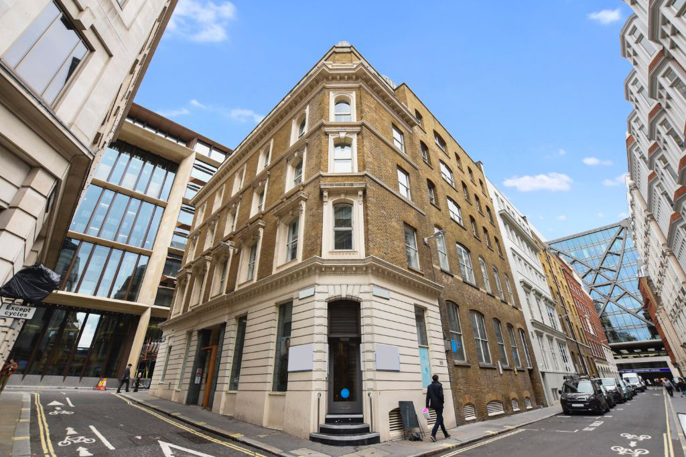 Kitt Offices - Cannongate House, EC4 - Cannon Street