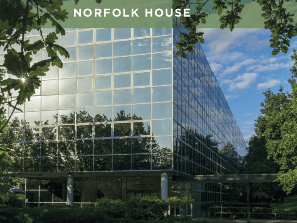 CEG - Norfolk House - Silbury Boulevard, MK9 - Milton Keynes