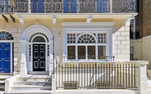 3 Chandos Street, W1 - Marylebone