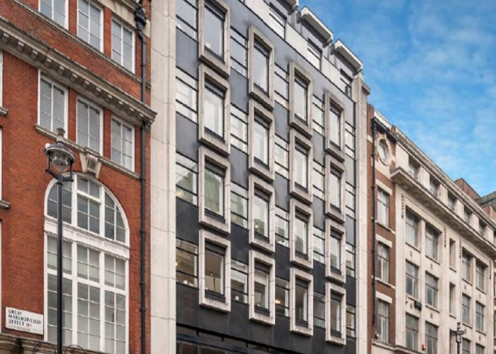 Situu - 58-59 Great Marlborough Street, W1F - Soho