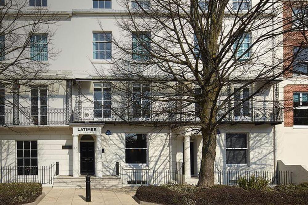 Ashville Properties Ltd - Latimer House - 5 - 7 Cumberland Place, SO15 - Southampton