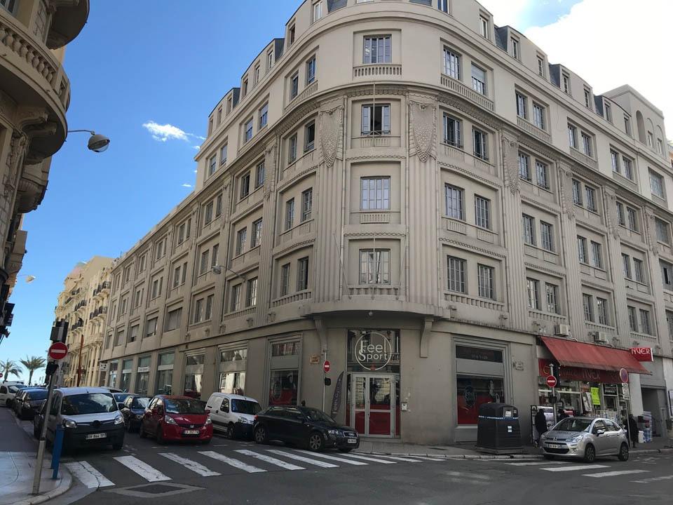 Regus - 81 Rue De France - Nice