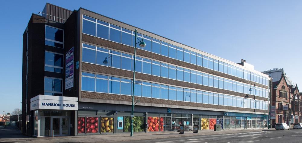Orbit Developments - Mansion House - Wellington Road South, SK1 - Stockport