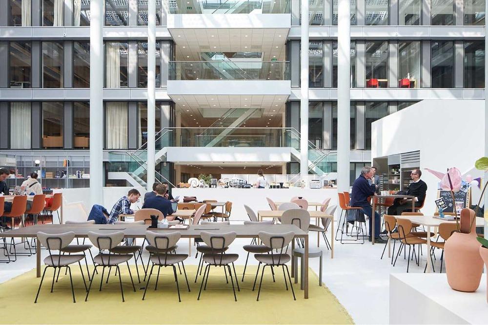 Spaces (Regus) - Mr.Treublaan 7 - Amsterdam