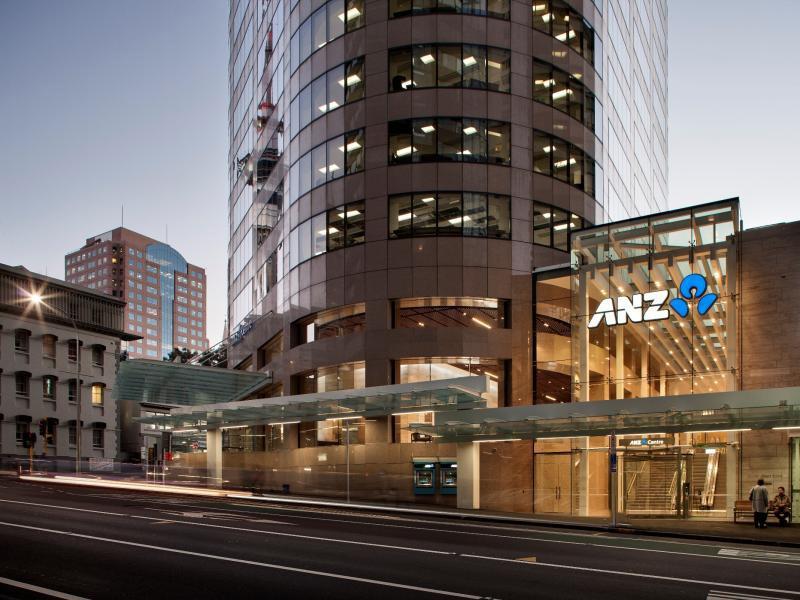 ANZ Centre - Auckland