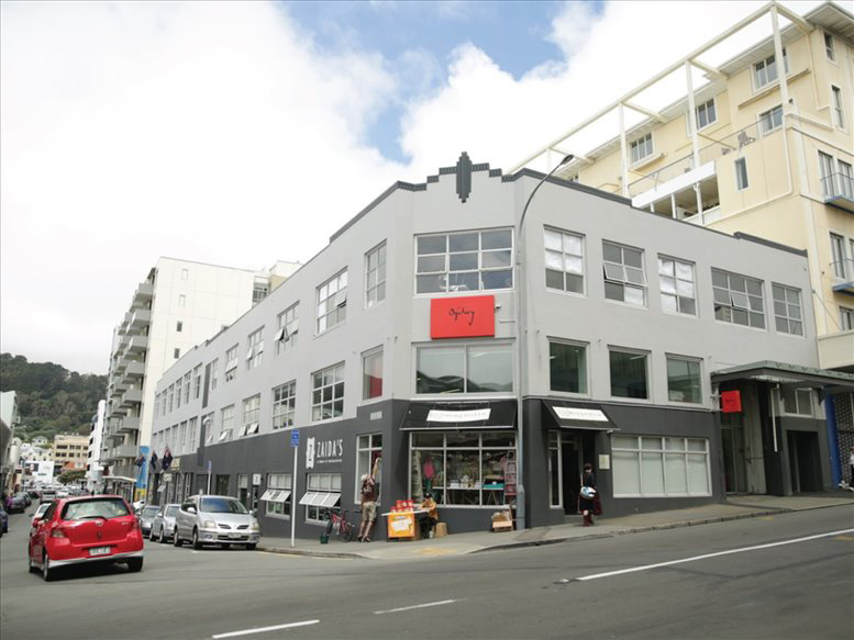 Office Space in Tory Street Te Aro