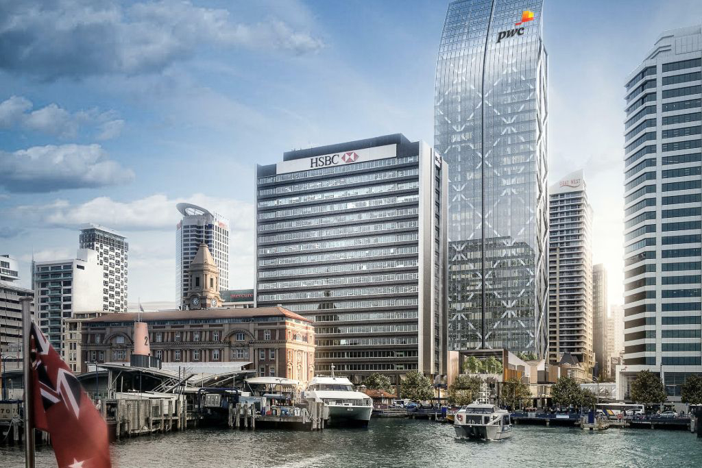 Commercial Bay - Customs Street West - Aukland (Opening Sept 2020)
