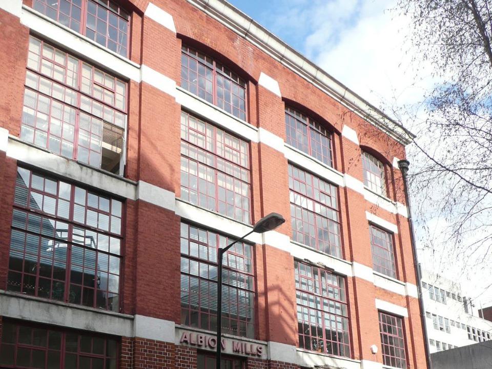 Albion Mills, E1 - Whitechapel