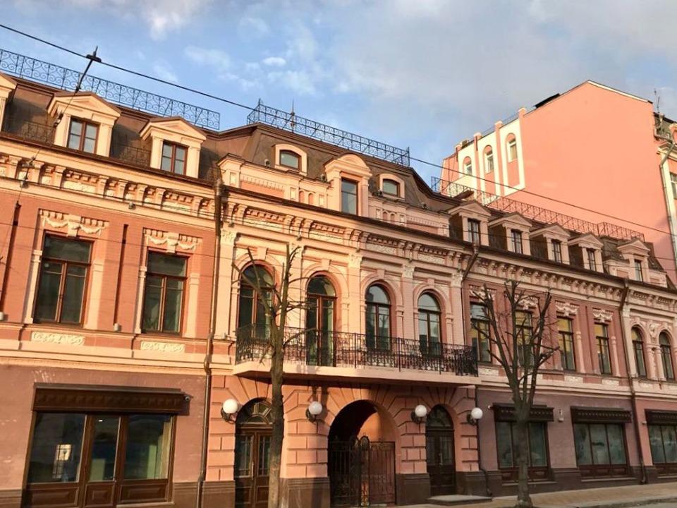 Podil Heritage - 28 Verhniy Val str Podil Heritage Centre - Kiev