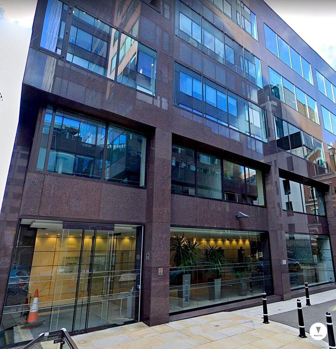 5 Martin Lane, EC4 - Cannon Street