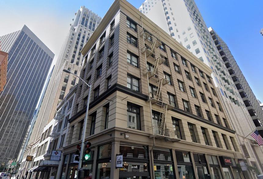 221 Pine Street - Financial District - San Francisco - CA