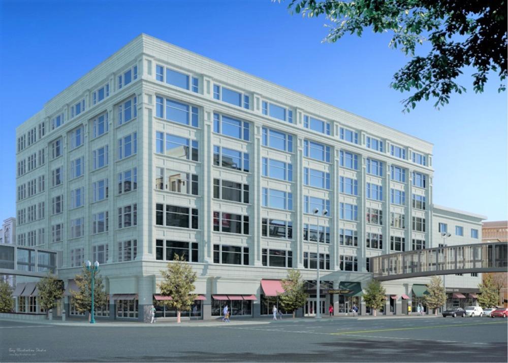 (Crescent Executive Suites) - Crescent Building - 707 W. Main Avenue - Spokane - WA