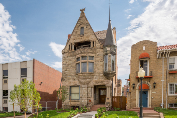 WorkAbility - Clubhouse at The Lang - 1532 Emerson Street - Denver - CO