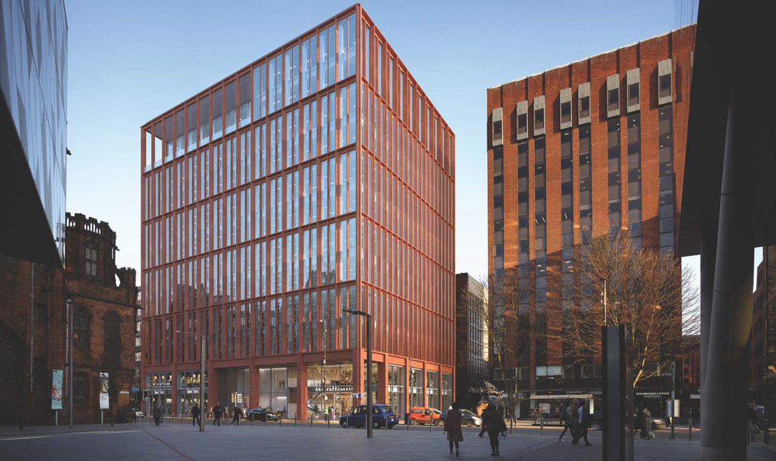 Spaces - (Regus) - 125 Deansgate, M3 - Spinningfields - Manchester