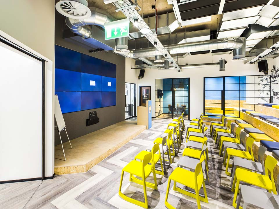 Bruntwood - (Eagle Labs) - Union - 2-10 Albert Square, M2 - Spinningfields - Manchester (Coworking/Serviced)