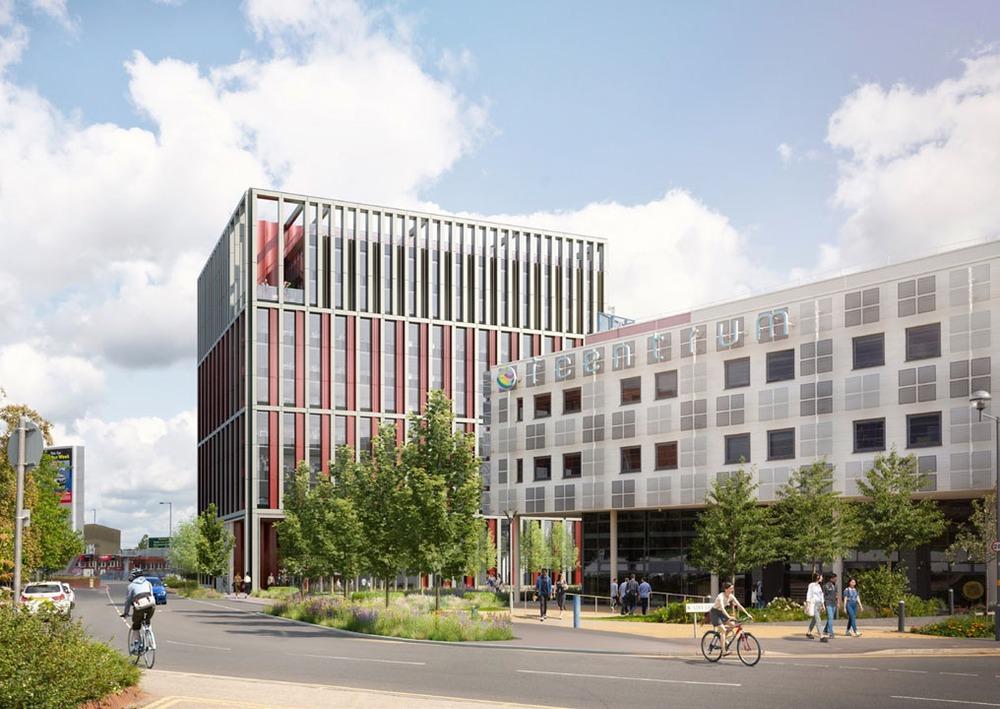 Innovation Birmingham Campus - Holt Street, B7- Birmingham