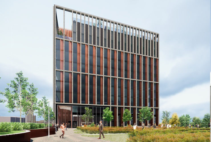 Office Space in Enterprise Wharf