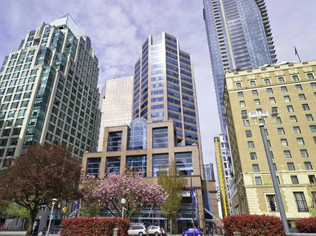 HSBC Building - Vancouver
