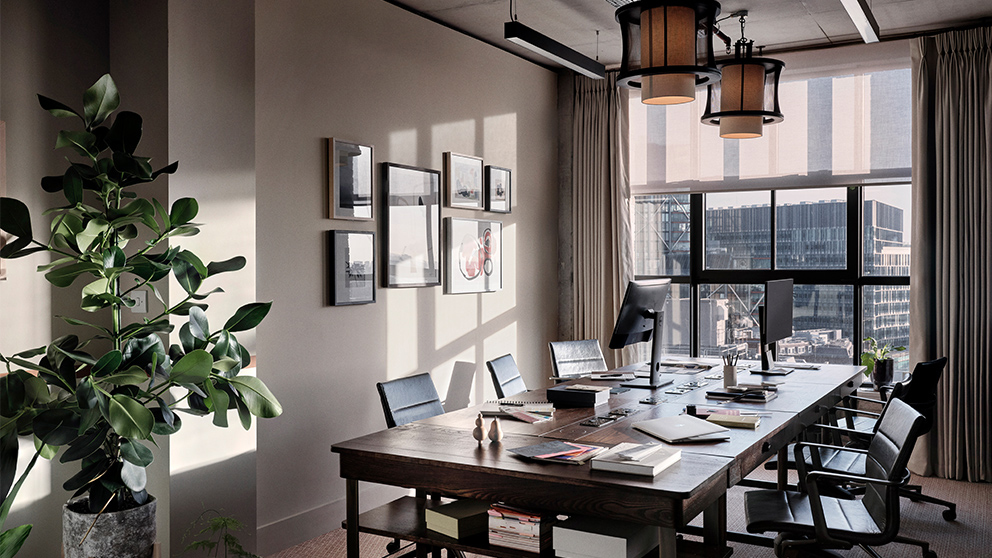 Working From - 32 Blackfriars Road, London
